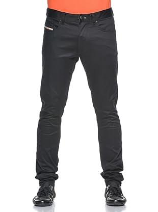 Diesel Pantalones Tepphara (Negro)