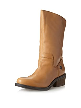 CK Jeans Women's Gracie Boot (Dark Tan)