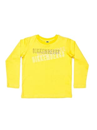 BIKKEMBERGS Camiseta Kids (amarillo)