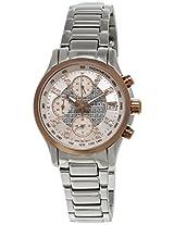 Casio Sheen Chronograph Pink Dial Women's Watch - SHN-5016D-4ADR (SX096)