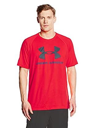 Under Armour Camiseta Manga Corta Tech Sportstyle Logo