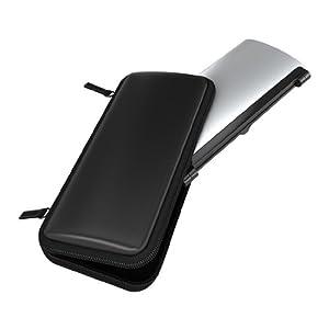 iBUFFALO SONY Tablet P用 【EVA素材】 キャリングケース 液晶保護フィルム付 ブラック BSTPSPCBK (Amazon)