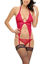Clovia Women's Lingerie Set