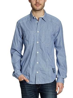 JACK & JONES Camisa Vincent (Azul)