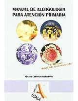 Manual de alergologia par atencion primaria / Allergy Manual for primary care
