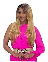 Vivica A. Fox Venus New Futura Fiber, Lace Front Wig In Color 1