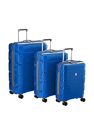Roncato Set de 3 trolleys rígidos