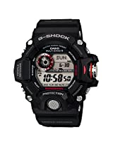 Casio G-Shock GW-9400-1 (G485) Rangemen Digital Watch - For Men