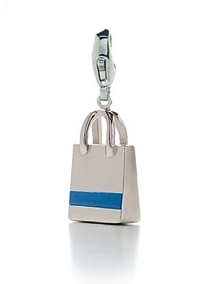 Luxenter CC263 - Charm Lux Hand Bag de plata
