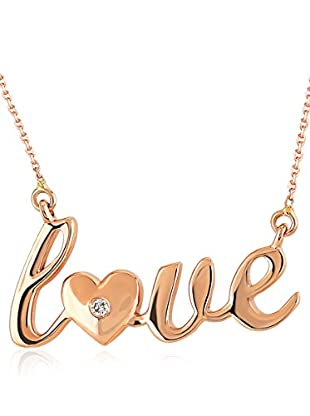 Divas Diamond Collar Diamond Gold Love