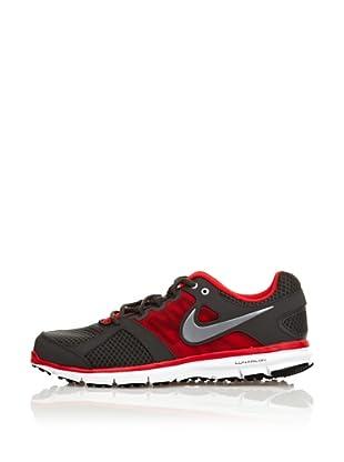Nike Zapatillas Lunar Forever 2 (Gris / Rojo)