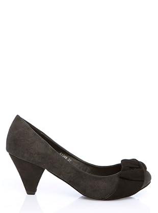 Benini Zapatos Salón (Negro)