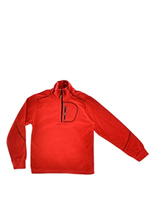 F.lli Campagnolo Kinder Fleece Pullover (rot)