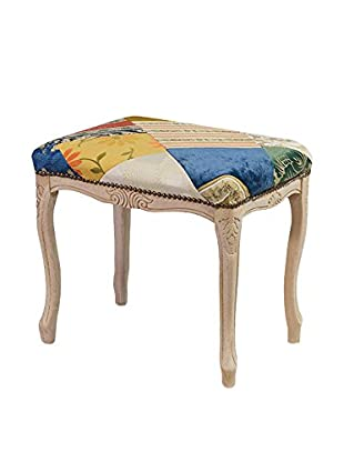 Evergreen Home Hocker mehrfarbig