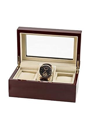 THOMAS EARNSHAW Box Collector Box braun