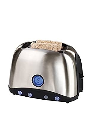 Domoclip Toaster stahl