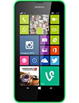 Nokia Lumia 630 (Bright Green, Dual SIM)