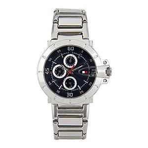 Tommy Hilfiger Analog Black Dial Men's Watch - TH1790472J