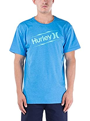 Hurley T-Shirt Manica Corta One & Only Slant