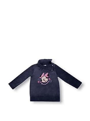 Disney Mädchen Langarmshirt (Blau)