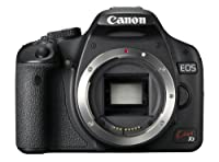 Canon デジタル一眼レフカメラ Kiss X3 ボディ