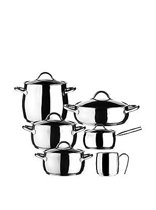 Mepra 11-Piece 1950 Cookware Set