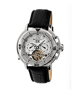 Heritor Automatic Uhr Lennon Herhr2801 schwarz 50  mm