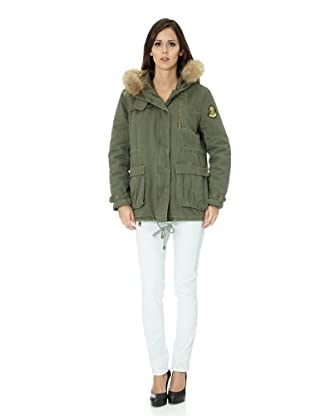 Free for Humanity Parka Fox (Army)