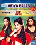 Vidya Balan Power Packed Performances: Blu-ray 3 Movie Box set (Ishqiya/The Dirty Picture/Kahaani)