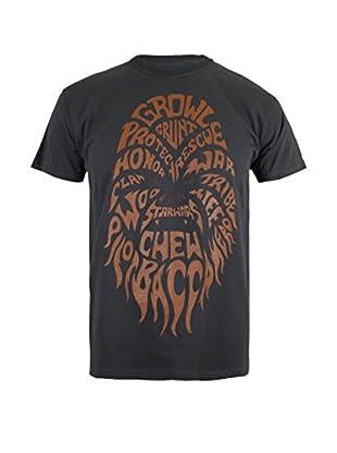 Star Wars T-Shirt Chewbacca Text