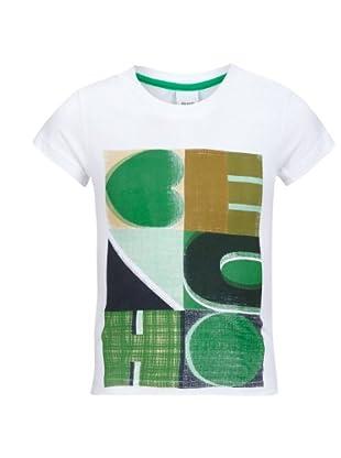 Bench T-Shirt Lovebench (Bright White)