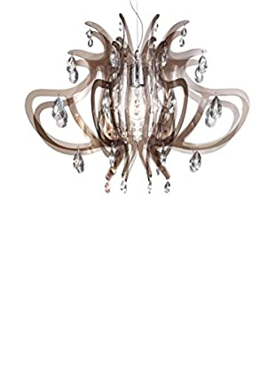SLAMP Lámpara De Araña Lillibet Marrón