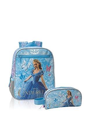 Disney Rucksack + Etui Cinderella