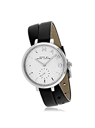 Marc by Marc Jacobs Women's MJ1419 Black Leather Watch