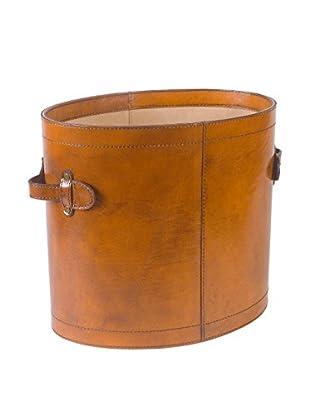 Braid Concept Aufbewahrungsbox cognac