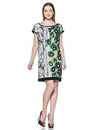 Eccentrica Vestido Trogons (Verde)