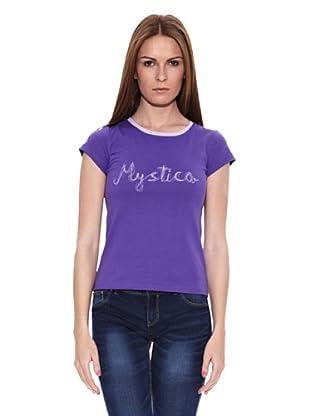 Mystica Camiseta Cline (Morado)