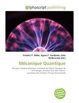Mcanique Quantique
