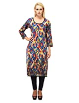 Suhi Stylish Kurti for Women-(Multi)