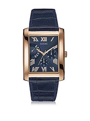 Guess Uhr mit japanischem Mechanikuhrwerk Man Catalyst Rose Gold Tone roségold 39 mm