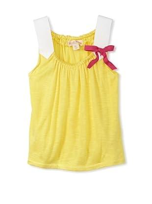Upper School Girl's Tunic Tank (Yellow)