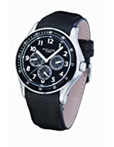 Police Analog Black Dial Men's Watch - PL11596JS/02
