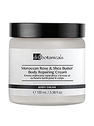 Dr Botanicals Crema Corporal Moroccan Rose-Shea Butter 100 ml