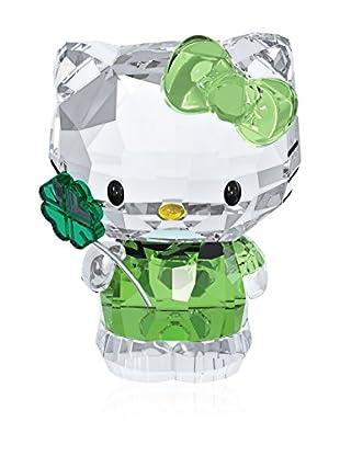 Swarovski Figur Hello Kitty Luckyweiß 3.7x5x2.8 cm