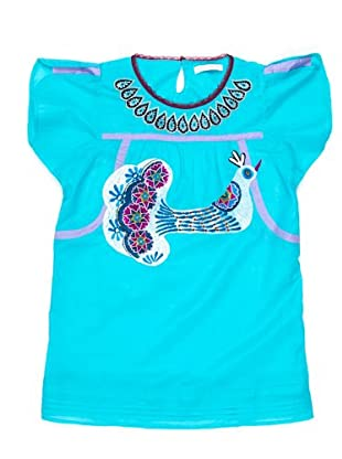 Custo Camisola Turty Bird (turquesa)