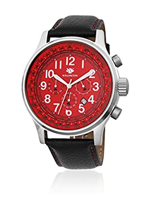 Wellington Chronograph  rot 47  mm