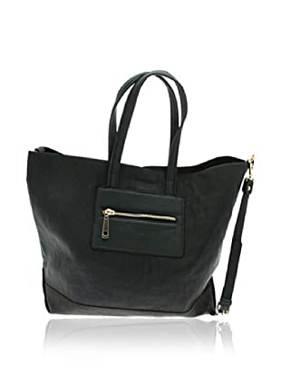 NAF NAF Shopper Connecticut (Grey/Green)