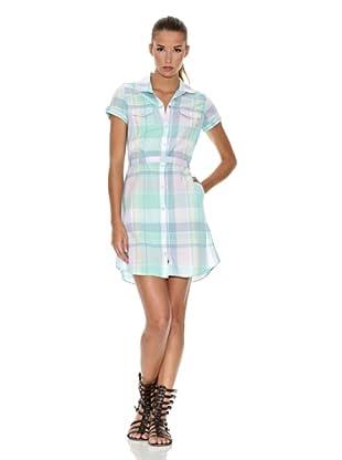 Levi´s Kleid Western (lilac air madras)