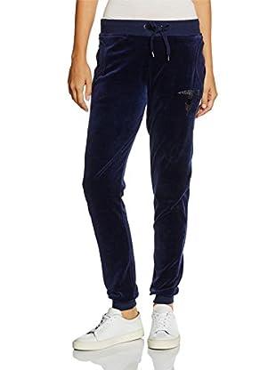 TRUSSARDI JEANS, Pantaloni Donna, 48 Blue, L