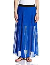 VERO MODA Women's Full Skirt